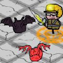 Play Best Stick Game: Loot Heroes