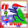 Play Best Stick Game: Stick Santa Gift Collect